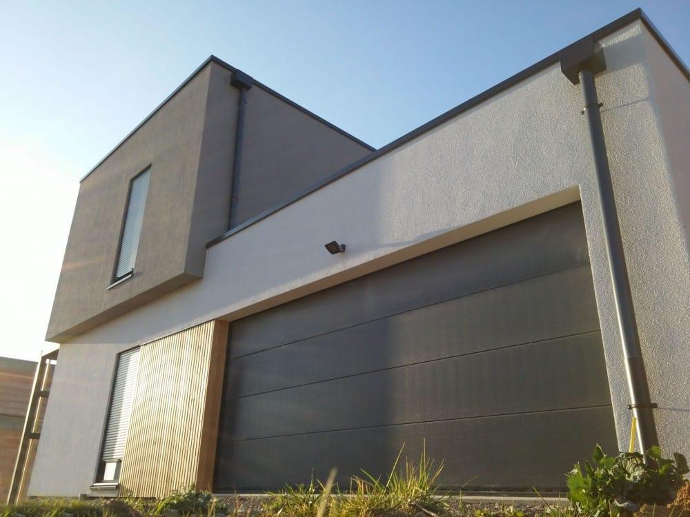 maison construction ossature bois Cuvry R+1-147m2