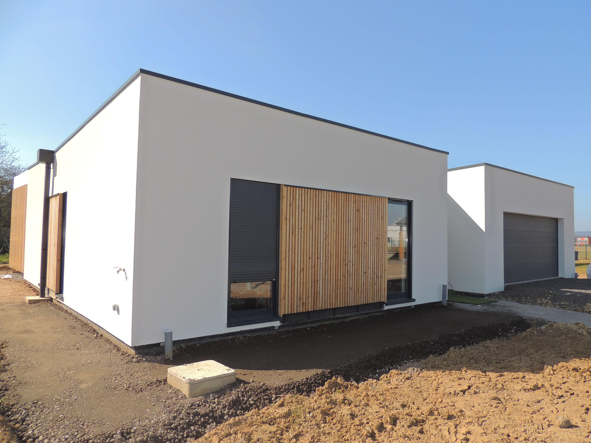 Constructeur maison bois thionville for Accessoire piscine thionville