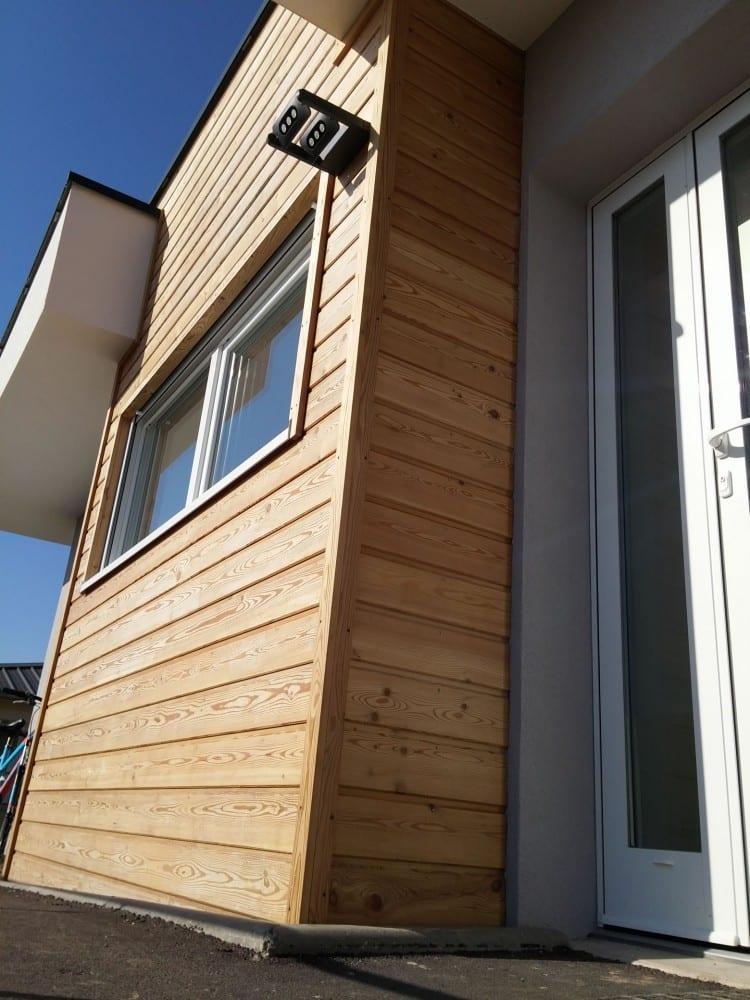 maison construction ossature bois Waldwisse RDC-150m2maison construction ossature bois Waldwisse RDC-150m2