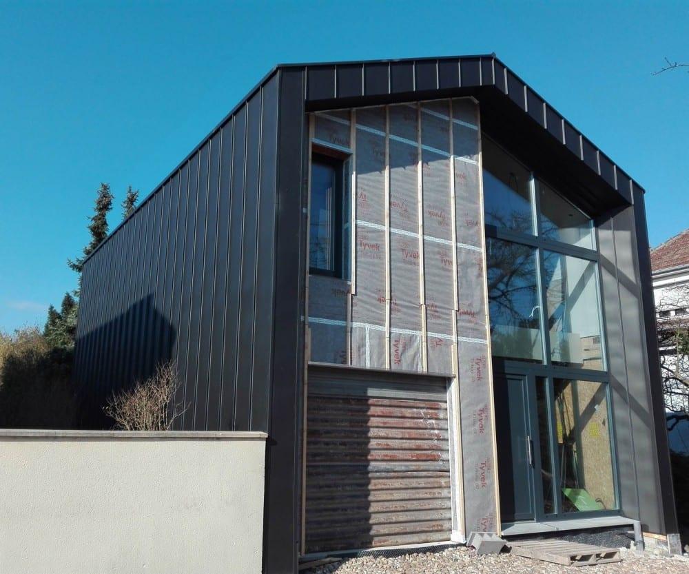 Yutz - Maison Ossature bois - R+1 - 120 m2