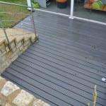 Tecnhome - terrasse bois composite - Hautcharage - Luxembourg