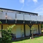 Tecnhome-Terrasse suspendue-Grés cérame-Yutz-Moselle-Lorraine