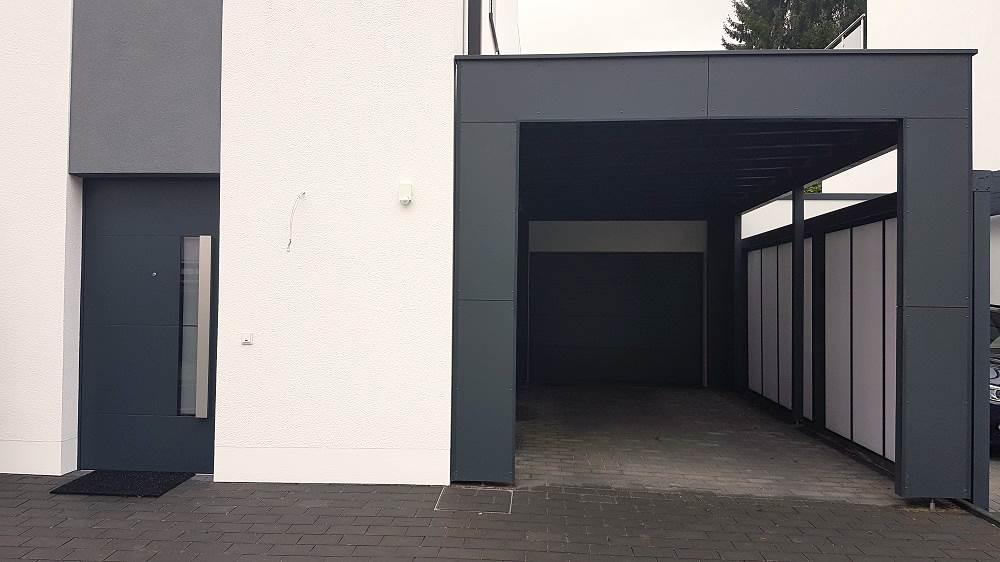 Tecnhome - Carport - 28 m² - Esch-Sur-Alzette - Luxembourg - Lorraine