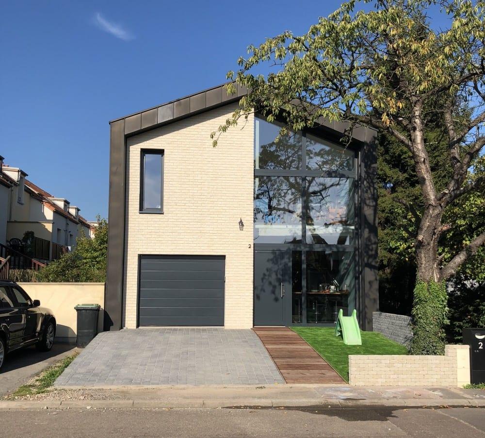 Yutz – Maison Ossature bois – R+1 – 120 m2