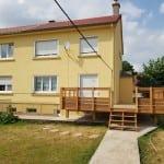 Tecnhome - Terrasse sur vis - Bois - IPE - 21m² - Tressange - Thionville - Metz - Moselle - Lorraine - Luxembourg