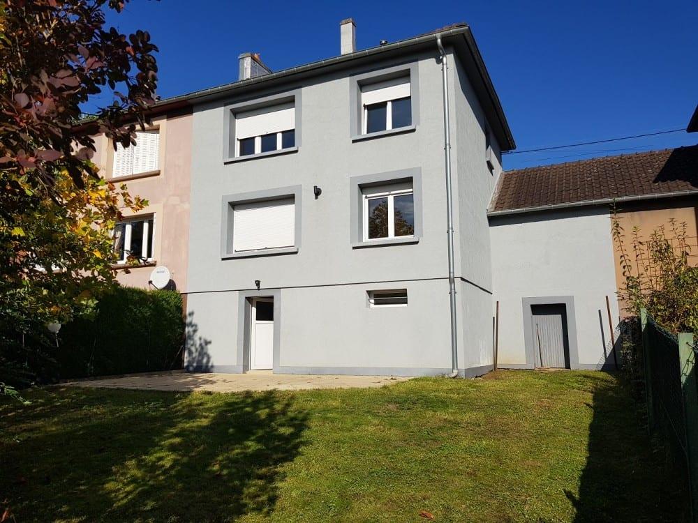 Tecnhome - Terrasse sur pilotis - Bois - Mélèze - 21m² - Fameck - Thionville - Metz - Moselle - Lorraine - Luxembourg